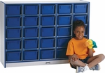 Rainbow Accents 25 - Tub Mobile Cubbies [0425JCWW180-JON]