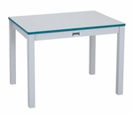 Rainbow Accents Rectangle Table [57622JC-JON]