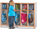 Rainbow Accents Toddler Coat Lockers [2684JCWW-JON]