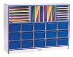 Rainbow Accents Tray Storage Unit [0415JCWW003-JON]