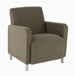Ravenna Series Guest Chair [Q1401G8-FS-RO]