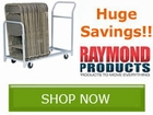 Raymond Proudcts Dolly Sale!! Save by