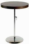 Raymond Side Table in Wenge [21236-FS-ERS]