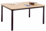 Rectangular Library Table [GLT306025-IRO]