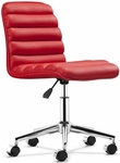 Admire Office Chair in Red [205712-FS-ZUO]