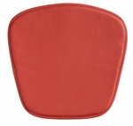 Wire/Mesh Cushion in Red [188006-FS-ZUO]
