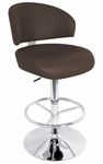 Regent Bar Stool Brown [BS-TW-REGENT-BN-FS-LUMI]