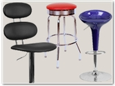 Retro Counter Height Stools