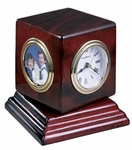 Reuben Table Clock [645-408-FS-HMC]
