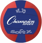 Rhino Skin Soft-Fabric Volleyball [VL25-FS-CHS]
