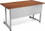 30'' D x 48'' W Modular Desk and Worktable - Cherry [55220-CHY-MFO]