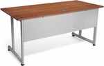 30'' D x 60'' W Modular Desk and Worktable - Cherry [55221-CHY-MFO]
