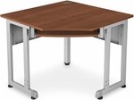 36.50'' W x 24'' D Five-Sided Corner Table - Cherry [55246-CHY-FS-MFO]