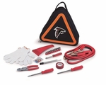 Roadside Emergency Kit Atlanta Falcons Digital Print [699-00-179-024-2-FS-PNT]