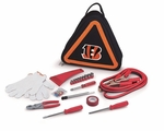 Roadside Emergency Kit Cincinnati Bengals Digital Print [699-00-179-074-2-FS-PNT]