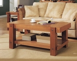 Robust Coffee Table [39613-FS-OIA]