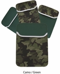 Rockland Lap Top Sleeve (11''x15'') in Camo [BF20-CAMO-FS-FOX]