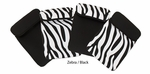 Rockland Lap Top Sleeve (9.5''x13.75'') in Zebra [BF19-ZEBRA-FS-FOX]