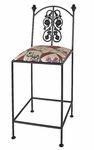 Rose Garden Counter Stool [1024-3-FS-GCM]