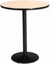 Round Bar Height Tables