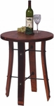 Round Stave End Table [4064-FS-2DAY]