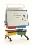 Royal® Reading and Writing Center with Storage Tubs [RC105-FS-CPR]