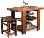 Russian River Kitchen Island [WV105-FS-2DAY]