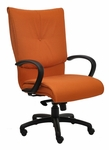 Saddle 300 Series Medium Back Single Shift Swivel Tilt Chair [SA201-E21-FS-SEA]