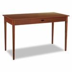Safco® Apres Table Desk,  48''W x 24''D x 30''H,  Cherry [SAF9446CY-FS-NAT]