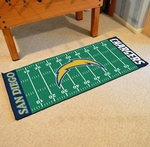 San Diego Chargers Runner 30'' x 72'' [7364-FS-FAN]