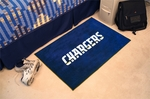 San Diego Chargers Starter Rug,19'' x 30'' [5851-FS-FAN]