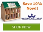 Save 10% Now on Whitney by