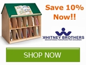 Save 10% Now on Whitney Brothers!!
