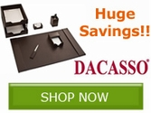 Save 10% off select Dacasso Products!!