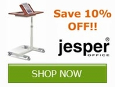 Save 10% off ALL Jesper Office Products!!