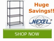 Save 10% off select Nexel Industries Products!! Save Now!!