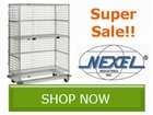Huge Saving on ALL Nexel Storage by