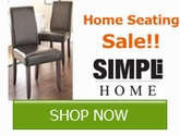 Save now on select Simpli Home Products!!
