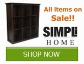 Save now on ALL Simpli Home Products!!