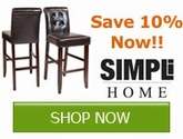 Save 10% on Simpli Home Products!!