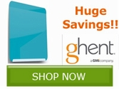 Huge Sale on select Ghent Products!! Save Now!!