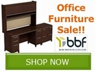 Office Furniture Sale!! Save up to 20% off on Bush Business Furniture by