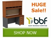 Bush Business Furniture Sale!! Save Now on Office Furniture!!