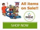 Save now on ALL KidKraft by