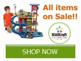 Save now on ALL KidKraft Products!!
