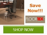 Save now on select mats from Floortex!!