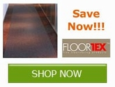 Huge Savings on select Floortex Chair Mats, Bath Mats, Floor Runners!!