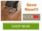 Save now on select floormats from Floortex!!