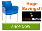 Huge Sale on Seating and Table Tops from Florida Seating!! Save by