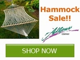 Save on Algoma Hammocks!!